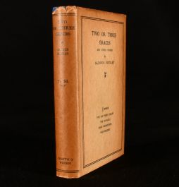 1926 Two or Three Graces and Other Stories