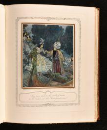 1910 The Sleeping Beauty