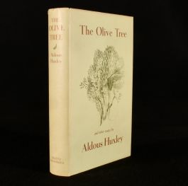 1936 The Olive Tree and Other Essays