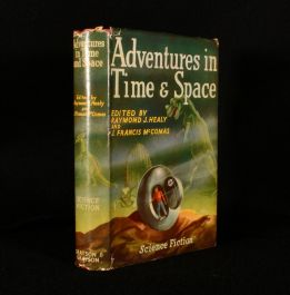 1952 Adventures in Times and Space an Anthology of Modern Science-Fiction Stories