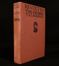 1927 Revolt in the Desert