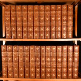 1910-1911 Centenary Biographical Edition of The Works of William Makepeace Thackeray