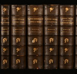 1891-94 The Complete Works of George Whyte-Melville