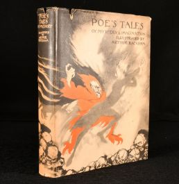 1935 Poe's Tales of Mystery and Imagination