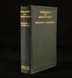 1932 Thought And Adventures
