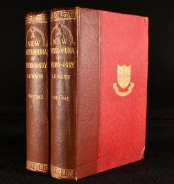 1921 2vol A New Encyclopaedia of Freemasonry