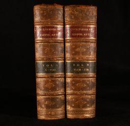 1852-4 Cyclopaedia of Useful Arts, Mechanical and Chemical