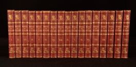 1832-3 17vol The Works of Lord Byron Illustrated Early Collection Letters Life