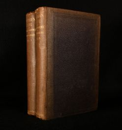 1852 Life of Lord Jeffrey With a Selection From His Correspondence