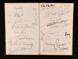 2003 Signed The Man Booker Prize 35 Years of the Best in Contemporary