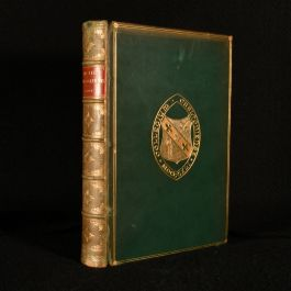 1892 Arctic Explorations in Search of Sir John Franklin