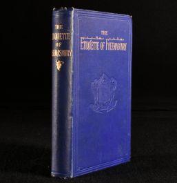 1902 The Etiquette of Freemasonry