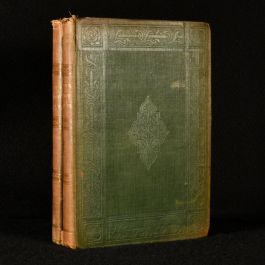 1847 Views A-Foot, or, Europe seen with Knapsack and Staff