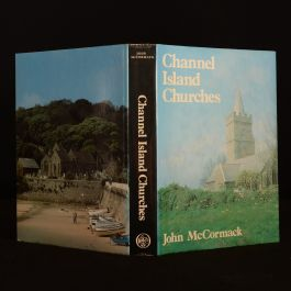 1986 Channel Island Churches John McCormack First Edition Signed Scarce