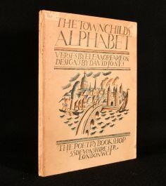 1924 The Town Child's Alphabet