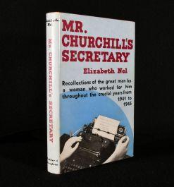 1958 Mr. Churchill's Secretary