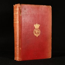 1899 History of the 41st (the Welch) Regiment from its formation in 1719, to 1895