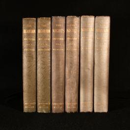 1893-5 The Decameron of Boccaccio The Nights of Straparola The Novellino of Masuccio
