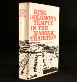 1972 King Solomon's Temple in the Masonic Tradition