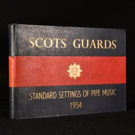 1954 Scot's Guards Standard Settings of Pipe Music