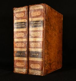 1832 A Dictionary of the English Language: in Which the Words are Deduced