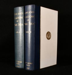 1915-6 Documents Relating to Law and Custom of the Sea