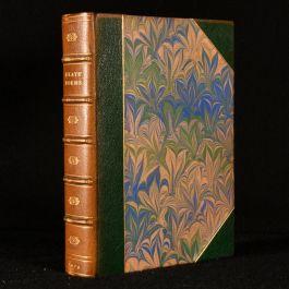 1929 The Poetical Works of John Keats