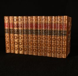 1853-6 History of Europe from the Commencement of the French Revolution