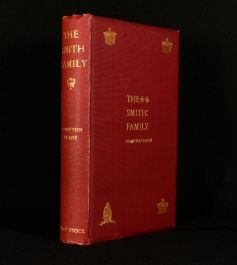 1902 The Smith Family Being a Popular Account of Most Branches of the Name