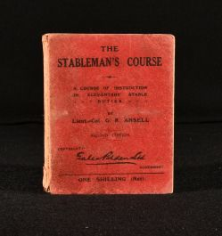 1916 The Stableman's Course
