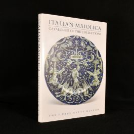 1988 Italian Maiolica Catalogue of the Collections