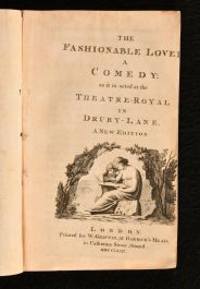 1772 The Fashionable Lover