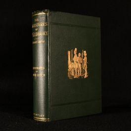1886 The Adventures of Mr. Ledbury