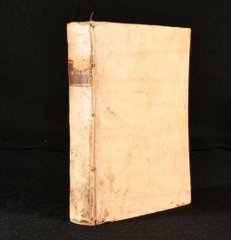 1619 Primera y Segunda Parte de Guzman de Alfarache