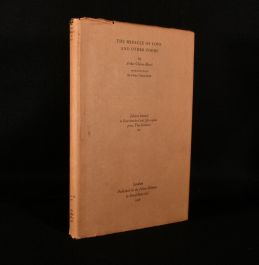 1926 The Miracle of Love and Other Poems