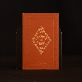 1898 The Laws and Principles of Whist Cavendish Illustrated Games