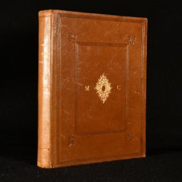 1890 Arcana Fairfaxiana Manuscripta
