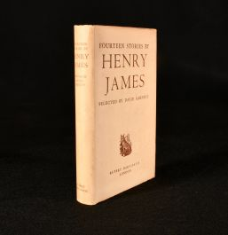 1946 Fourteen Stories by Henry James