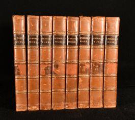 1805 The Works of Edmund Spenser