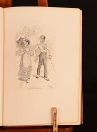1893 Our Village Mary Russel Mitford Illustrated Hugh Thomson Limited Edition