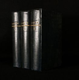 1880-2 Life of the Right Reverend Samuel Wilberforce, D.D. Lord Bishop of Oxford and