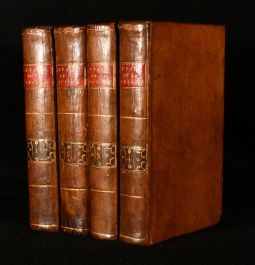 1776 Etat et Delices de la Suisse, ou Description Helvetique et Geographique des XIII