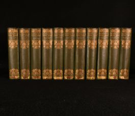 1911 The Novels of the Sisters Bronte