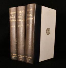 1907-11 Letters and Papers of Charles, Lord Barham Admiral of the Red Squadron