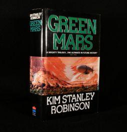 1993 Green Mars