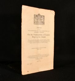 1936 Report of the Sub-Committee of the Committee of Imperial Defence on the