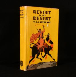 1927 Revolt in the Desert