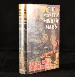 1939 The Master Mind of Mars