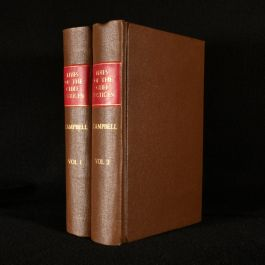 1849 The Lives of the Chief Justices of England