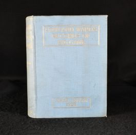 1928 Rowland Ward's Records of Big Game